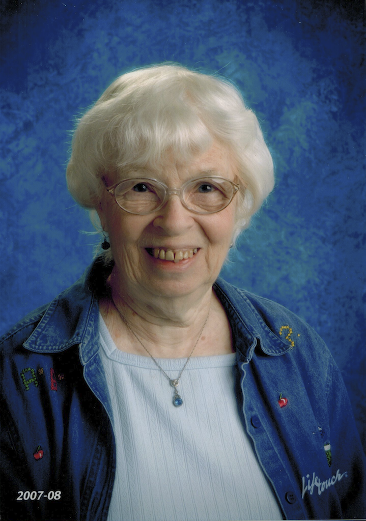 """Gramma Dot"" photo from 2007-2008"