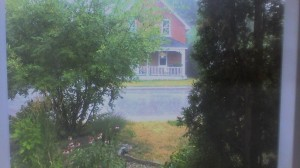 Web Cam Rain Storm